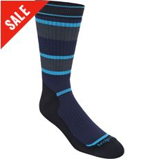 Striped Hiker Men's Socks
