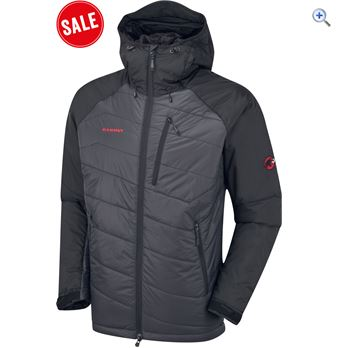 Mammut Xeron Mens Insulated Jacket  Size XXL  Colour Black