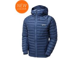 Men's Hybrid Down Jacket