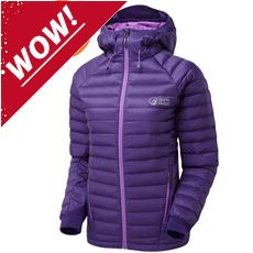 Women's Hybrid Down Jacket