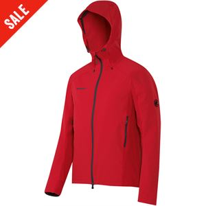 Men's Base Jump SO Hooded Jacket