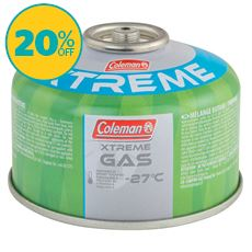 C100 Xtreme Gas Cartridge