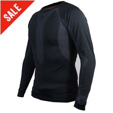 Torsion Long Sleeve Cycling Baselayer