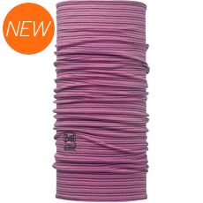 Yarn Dyed Stripes Ibis Rose Wool Buff®