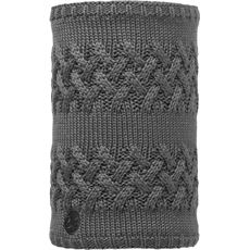 Savva Grey Castlerock/Grey Knitted & Polar Fleece Neckwarmer Buff®