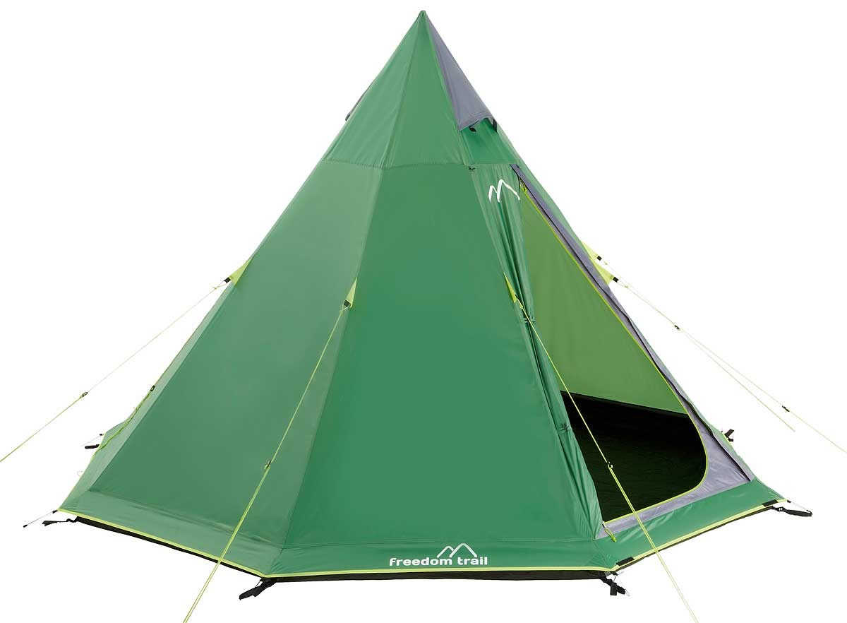 Apache 4 Tipi Tent  sc 1 st  GO Outdoors & Family Tents | Weekend Tents | 3 to 10 Man Tents