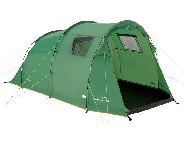 Freedom Trail Sendero 4 Family Tent  sc 1 st  Tents | C&ing Equipment | Outdoor Clothing - GO Outdoors : coleman rosewood tent - memphite.com