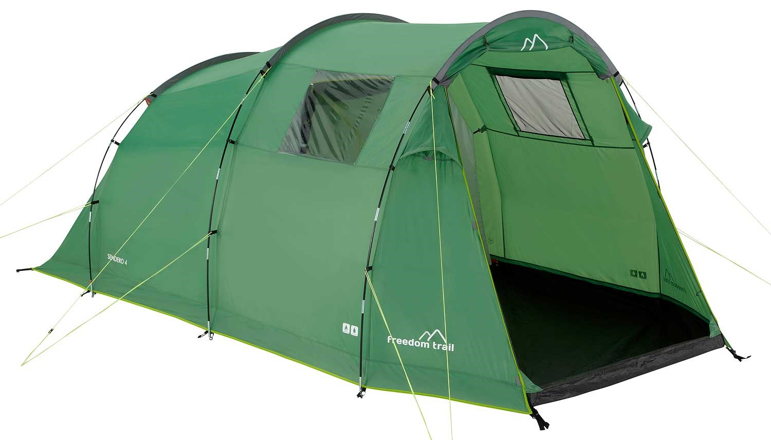 Freedom Trail Sendero 4 Family Tent  sc 1 st  GO Outdoors & 3 Man Tents u0026 4 Man Tents | Family Tents | GO Outdoors