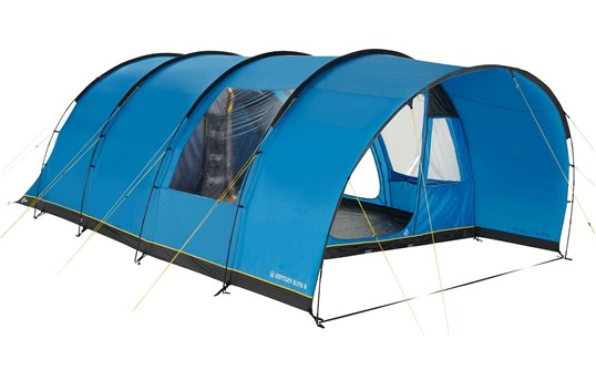 Hi Gear Odyssey Elite 6 Family Tent  sc 1 st  GO Outdoors : hi gear 6 berth tent - memphite.com