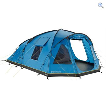 Hi Gear Voyager Elite 6 Family Tent - Colour: Blue