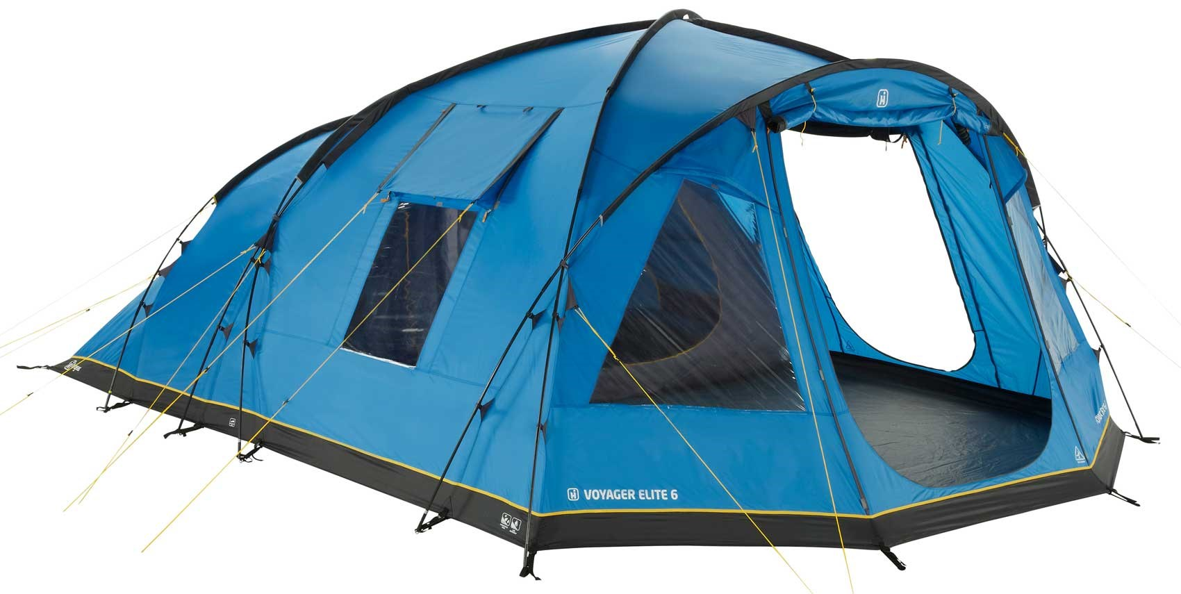 preload  sc 1 st  GO Outdoors & Hi Gear Voyager Elite 6 Family Tent | GO Outdoors