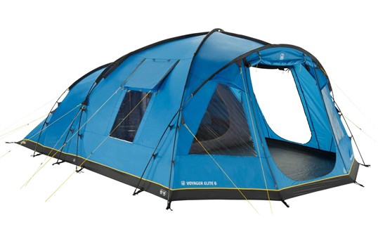 Hi Gear Voyager Elite 6 Family Tent  sc 1 st  GO Outdoors : hi gear 6 berth tent - memphite.com