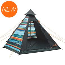 Tipi (Tribal Colour)