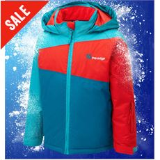 Nuke Boy's Waterproof Ski Jacket