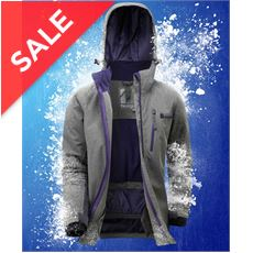 Women's Tremblant Snow Jacket
