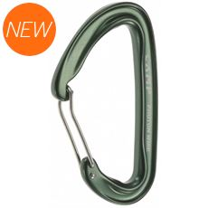 Photon Wire Straight Gate Carabiner (Green)