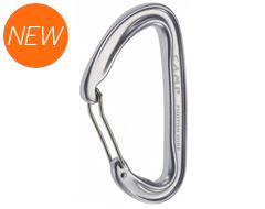 Photon Wire Straight Gate Carabiner (Titanium)]