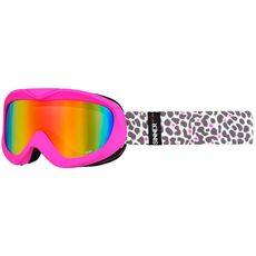 Task Ski Goggles (Clear Matte Pink/Double Red Revo)