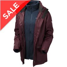 Minley Women's 3-in-1 Jacket