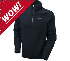 Men's Elkington Half-Zip Fleece
