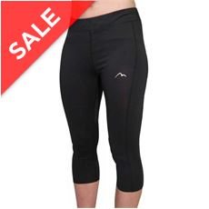 Excel Ladies' 3/4 Capri Running Tights