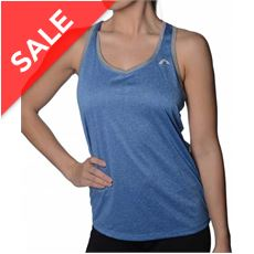 Marl Ladies' Running Vest