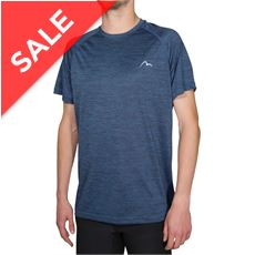 Rad Performance Men's Short Sleeve Running Top