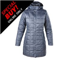 Haloway Women's Insulated Jacket