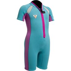 Seaspray Toddler 3/2mm Flatlock Shorti Wetsuit