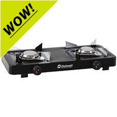 Appetizer 2-Burner Stove