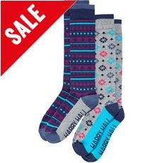 Women's Riding Socks (2 Pair Pack)