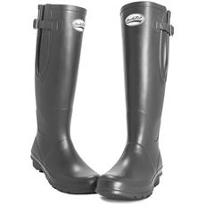 Women's Tall Adjustable Earl Grey Wellies
