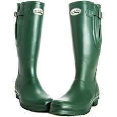 Men's Classic Tall Racing Green Wellies