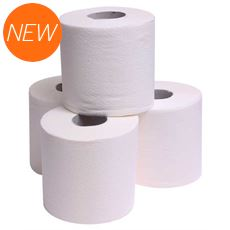 Quick Dissolve Toilet Tissue (4 pack)