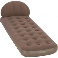 Airhead Single Flocked Airbed
