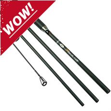 Dynamic Travel Carp Rod (11ft, 4pc)