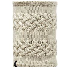 Knitted Neckwarmer, Savva Cream