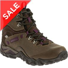 Women's Chameleon Shift Traveller Mid Waterproof Hiking Boot (Size 3.5)