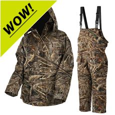 Comfort Thermo Suit (MAX5 Camo, 2 PCS)