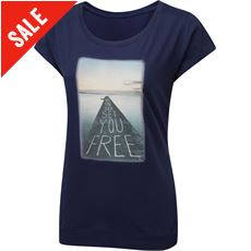 Women's Let The Sea Tee