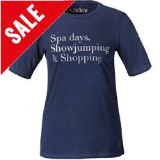Women's Spa Day Tee