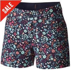 Kids' Silver Ridge Printed Short