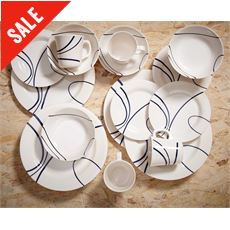 Budget 16-Piece Melamine Set