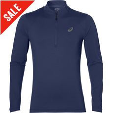 Men's Long Sleeve Half Zip Jersey
