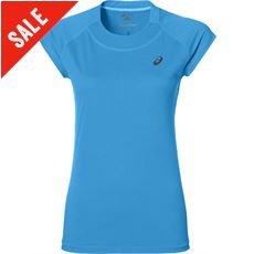 Women's Cap-Sleeve Top