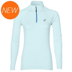 Women's Long Sleeve Half Zip Jersey