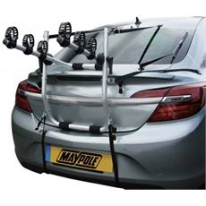 High Rear Mounted 3 Bike Cycle Carrier
