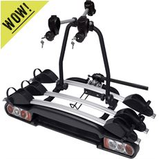 Nighthawk Plus Towball Mounted 3 Cycle Carrier