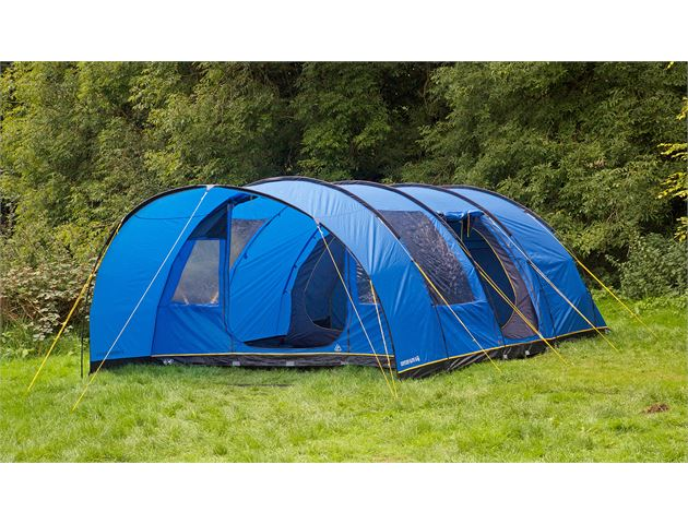 Blue ...  sc 1 st  Tents | C&ing Equipment | Outdoor Clothing - GO Outdoors : hi gear 6 berth tent - memphite.com