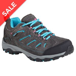 Kids' Bodmin Low WP Waterproof Walking Shoes